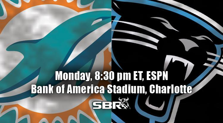 nfl week 10 dolphins panthers
