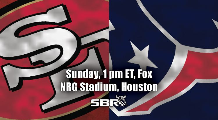 nfl week 14 49ers texans