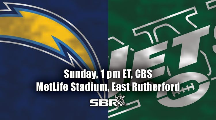 nfl week 16 chargers jets