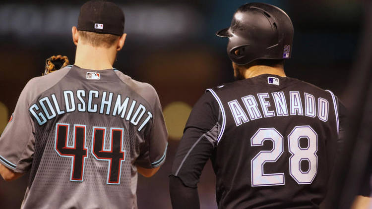 diamondbacks rockies