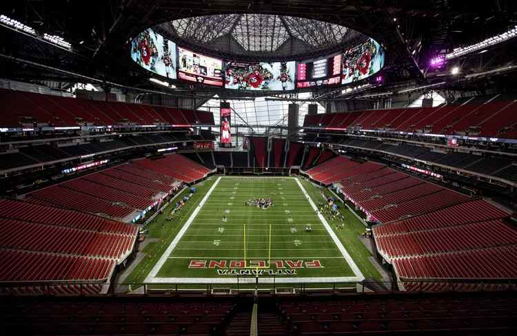 falcons stadium