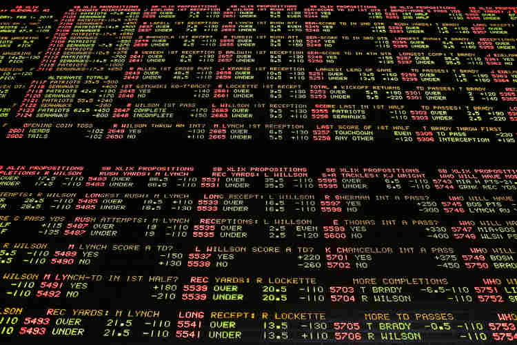 legalization of sportsbetting