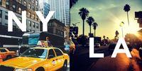 New York vs. Los Angeles