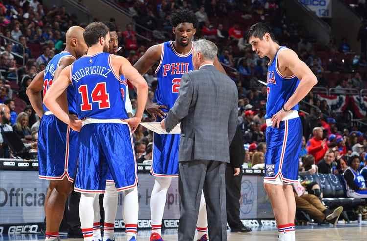 NBA betting update