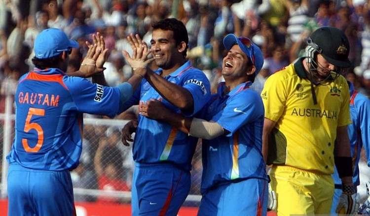India cricket team players