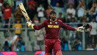 West Indies batter Chris Gayle