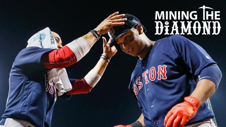 Boston RedSox Mining The Diamond