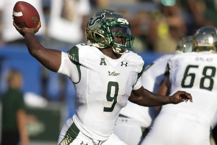 quinton flowers usf