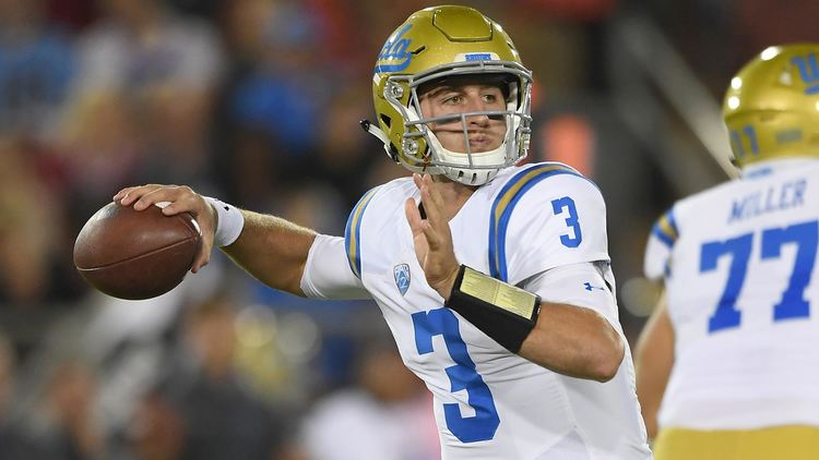 UCLA Bruins player in action