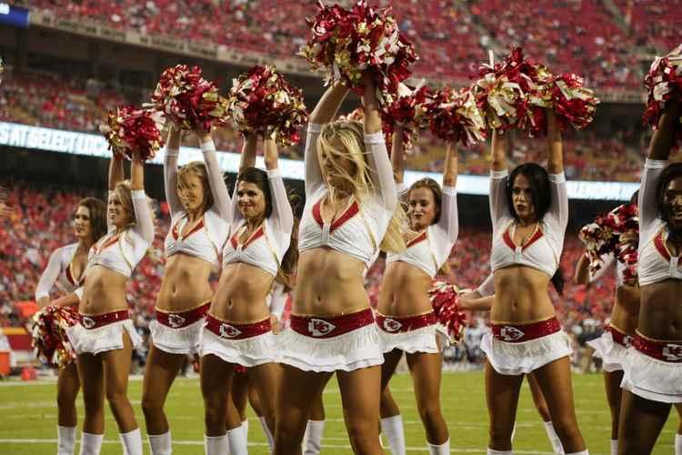 KC Chiefs Cheerleaders