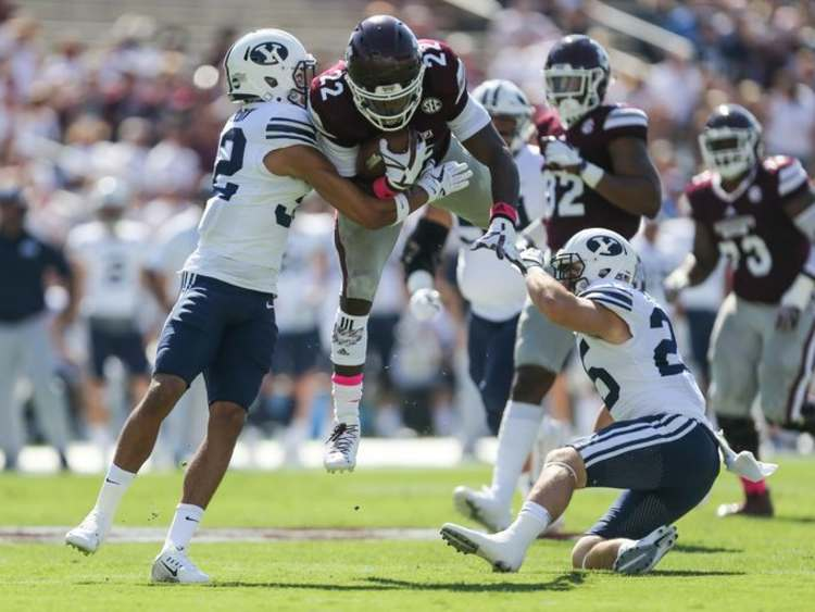 Mississippi State vs. BYU game week 7