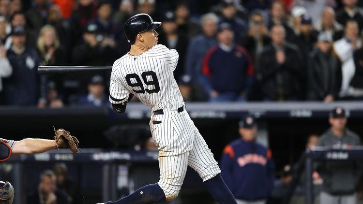 NY Yankees Batter