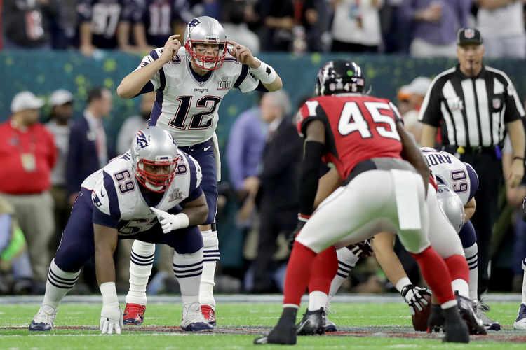 Patriots vs Falcons