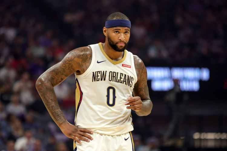 New Orleans Pelicans player