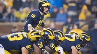 Michigan Wolverines QB