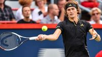 Pro Tennis player Alexander Zverev