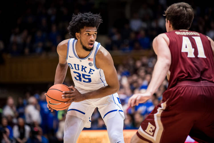 marvin bagley duke