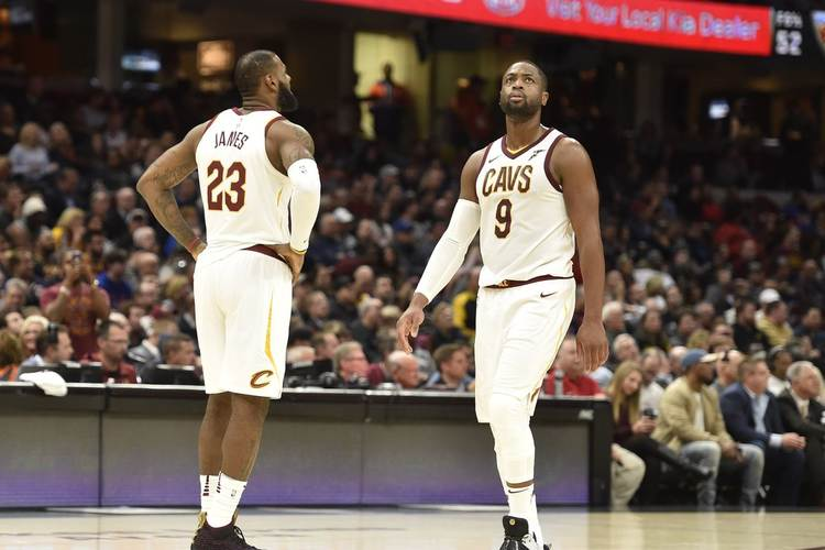 Cleveland Cavaliers players