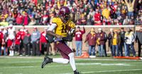Minnesota Golden Gophers player in action