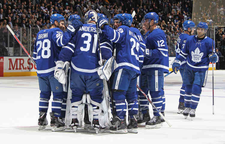 Toronto Maple Leafs players