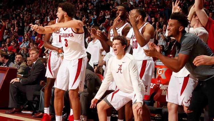 Alabama Basketball Men
