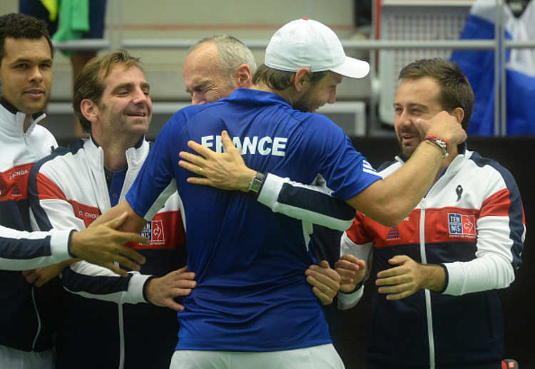 France at DAvis Cup