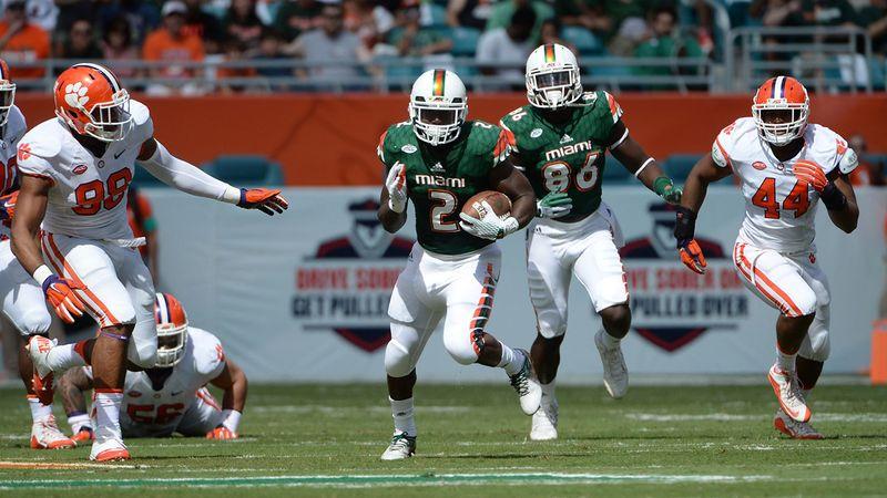 Free Picks Miami Hurricanes Vs Clemson Tigers College Football