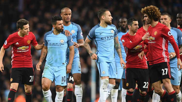 Man U vs Man City