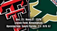 Birmingham Bowl - Dec 23rd