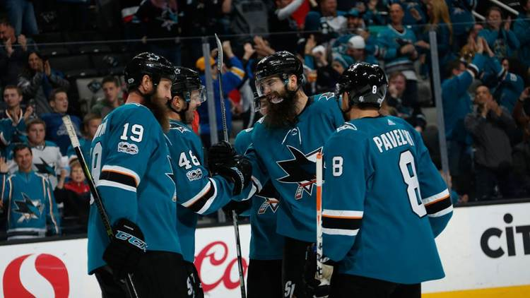 San Jose Sharks players