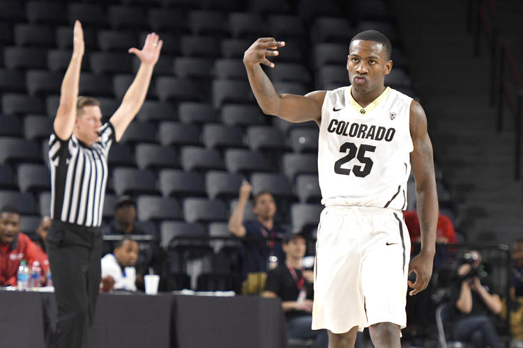 colorado basketball