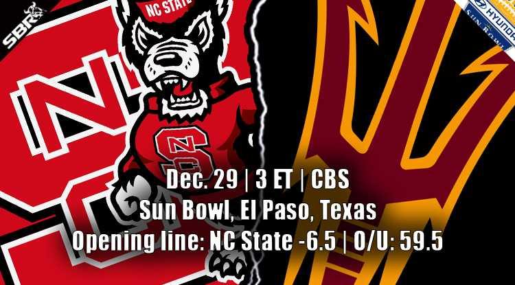 sun bowl NCAAF