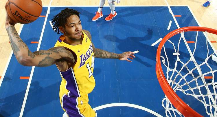 Lakers Ingram