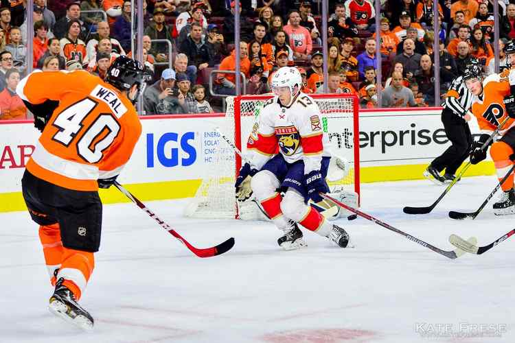 flyers panthers