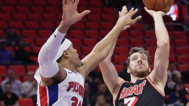 Pistons Heat