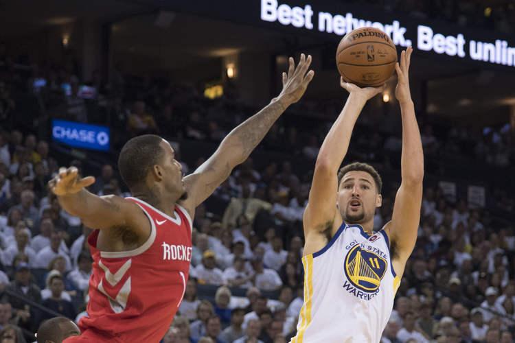 Warriors Rockets