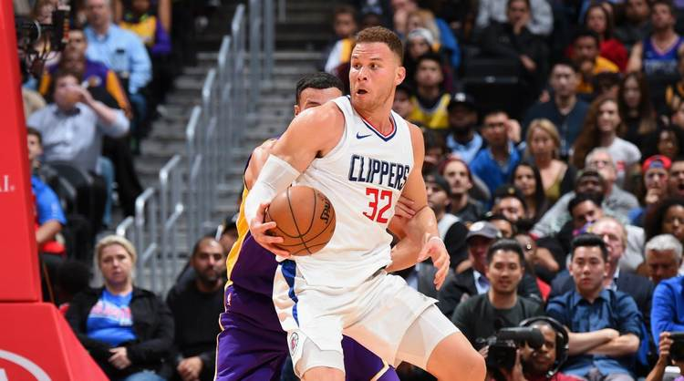 Clippers Griffin