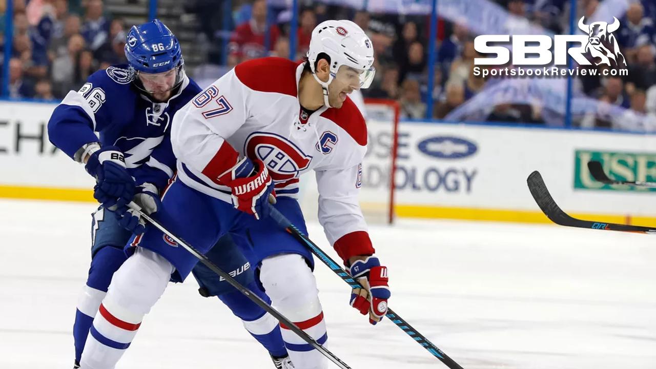 Tampa Bay Lightning at Montreal Canadiens  eac556ee005b