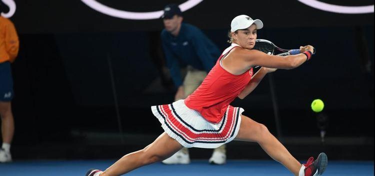Pro Tennis Player  Ashleigh Barty