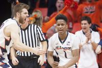 Illinois Fighting Illini players