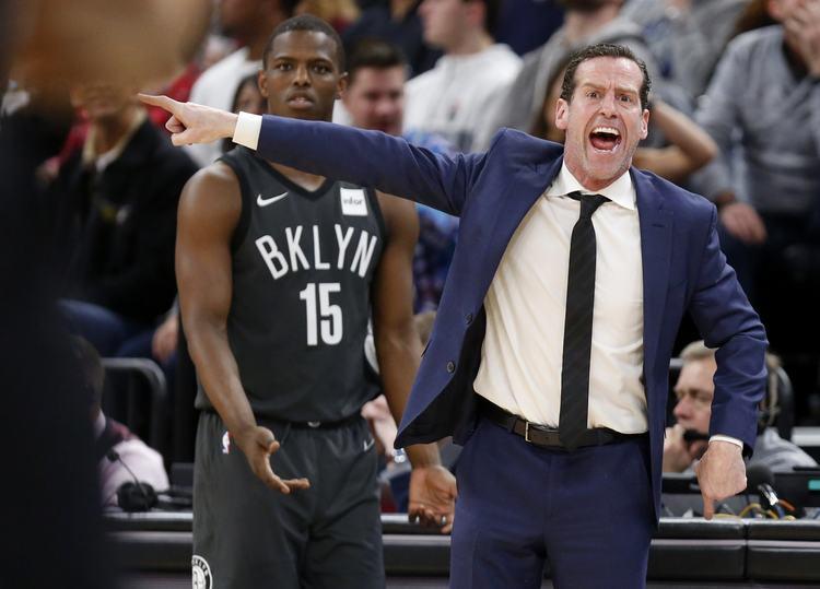 Nets Coach