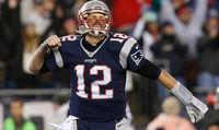 Tom Brady Celebration