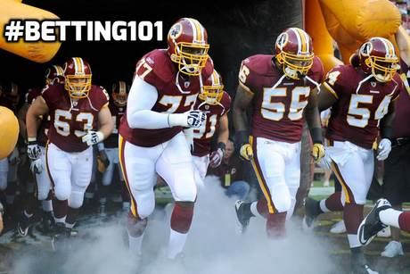 new redskins betting pic