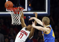 ucla arizona hoops