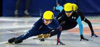 Mens Speed Skating