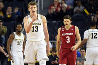 michigan wisconsin hoops