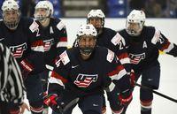 women hockey olympics