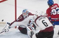 avalanche canadiens