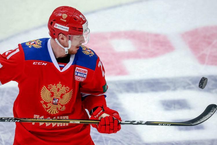 Russian Hockey Team