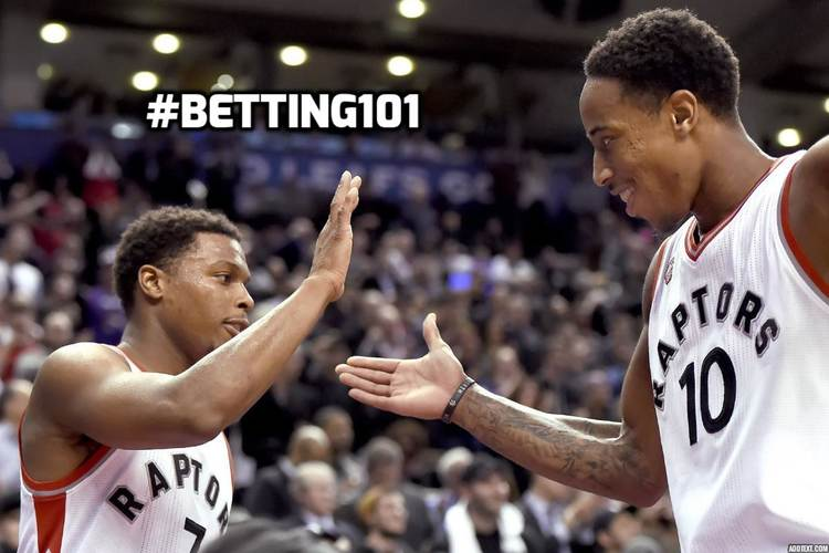 raptors betting